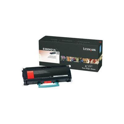 LEXMARK E360N TONER CARTRIDGE BLACK 9K